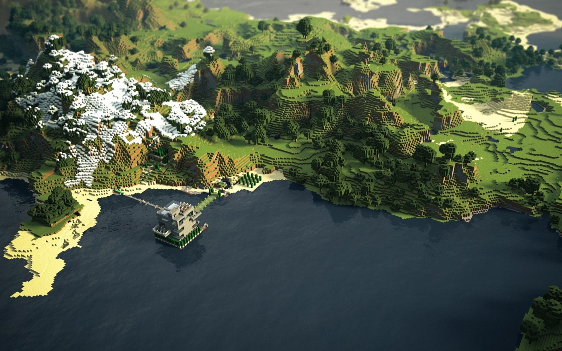 minecraft-landscape-hd-2